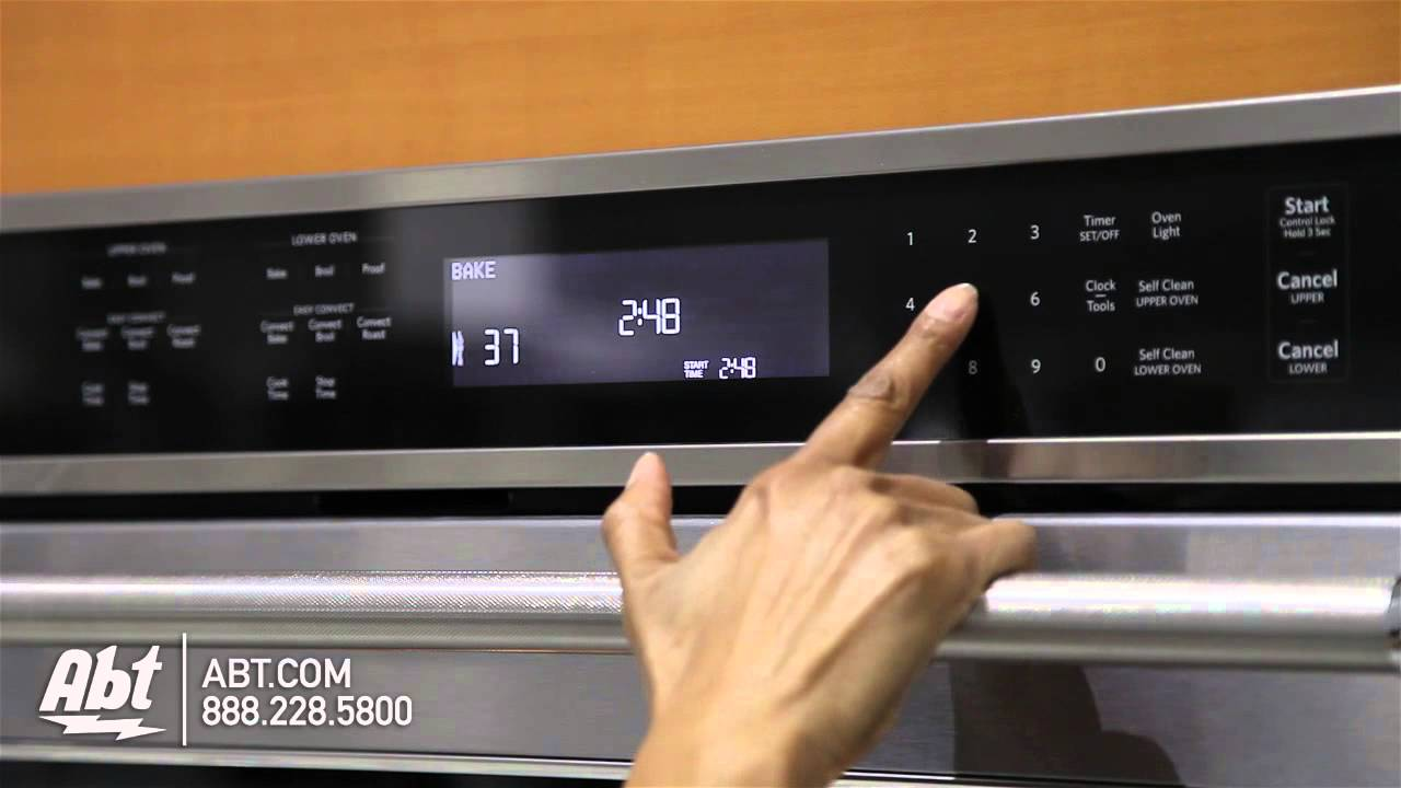 KitchenAid 30 Stainless Steel Double Wall Oven KODE500ESS   Overview    YouTube
