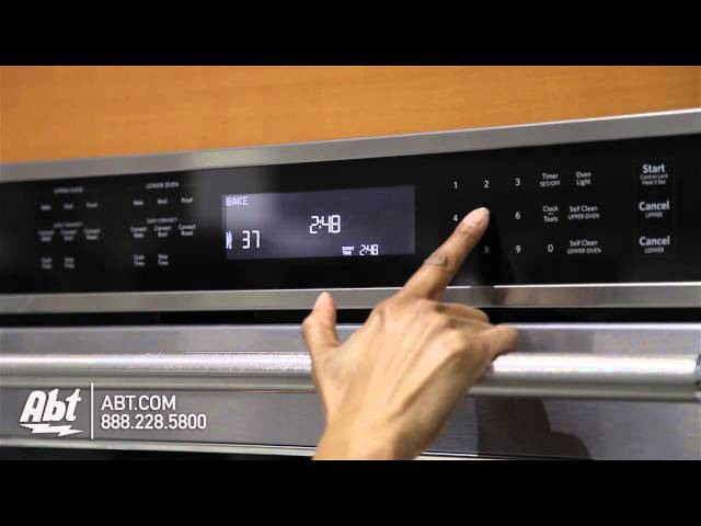 KitchenAid 30 Stainless Steel Double Wall Oven KODE500ESS   Overview ...