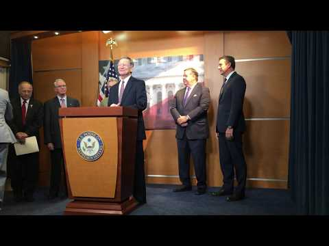 Immigration Reform Legislation Press Conference