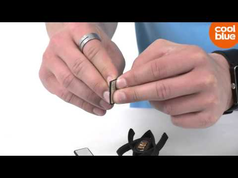 Tetrax Smart Universal Magnetic Car Holder Productvideo (NL/BE)