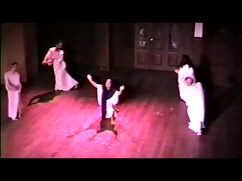 Isadora Duncan's AVE MARIA (performance 1994 NYC)