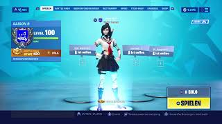 "Fortnite""TSUKI+KUPFERWESPE SKINS""Presentation+Gameplay! My 425 Skins!"