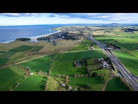 Mt Pleasant Lookout, Gerringong  I  4K  I  Aerial cinematography