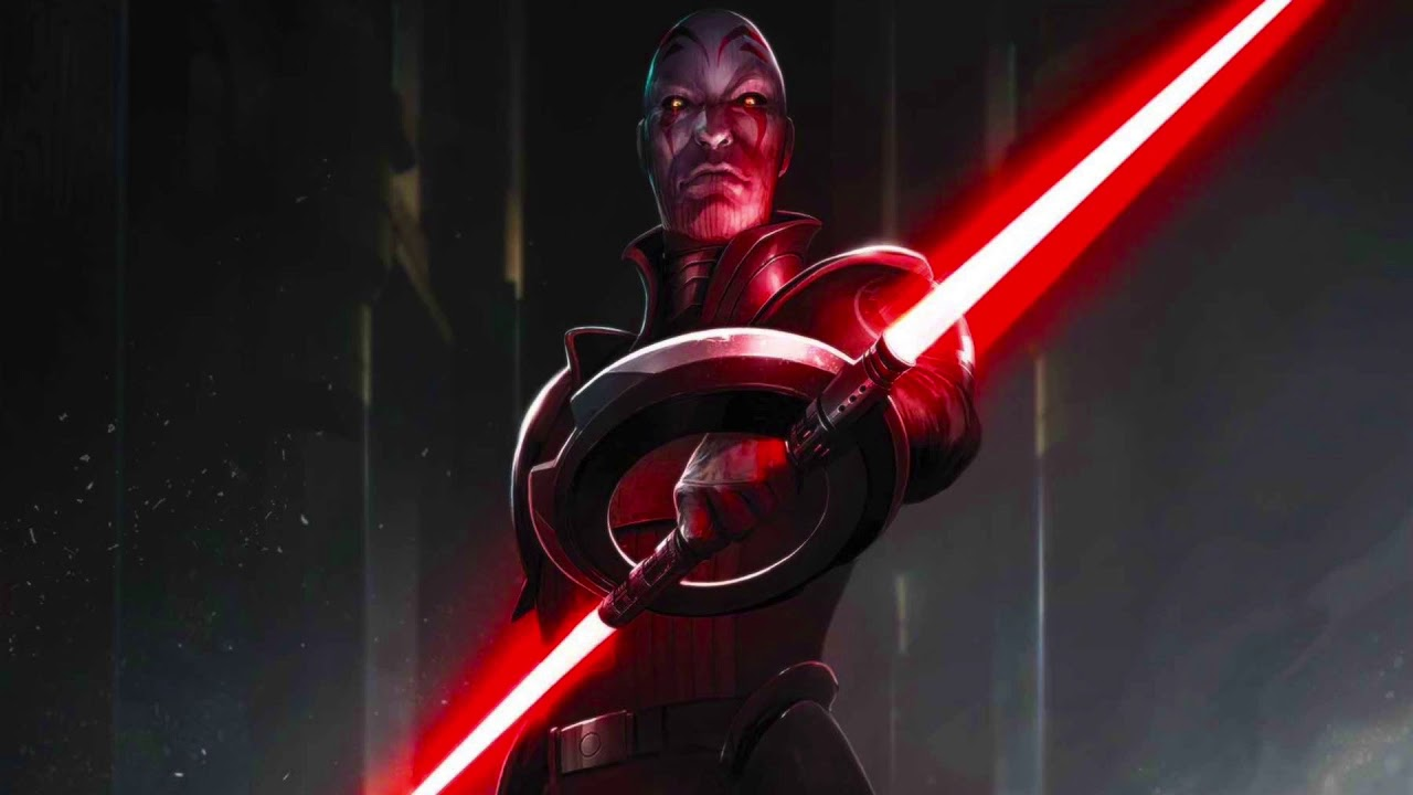 Image result for grand inquisitor