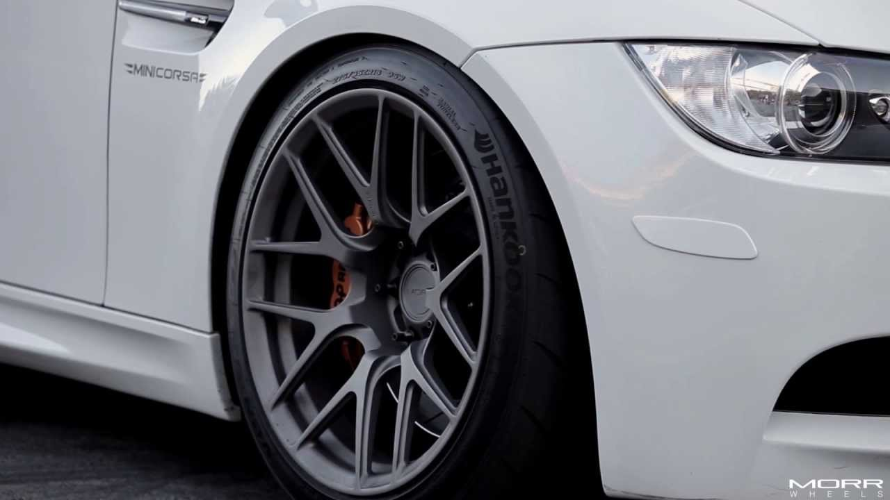 Morr Wheels Speeddistrict Bmw E92 M3 On 18 Quot Morr
