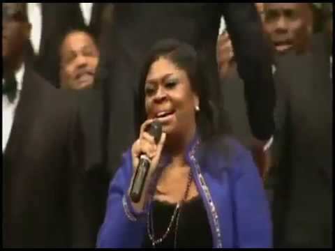 Kim Burrell - Victory - Live West Angeles Cathedral