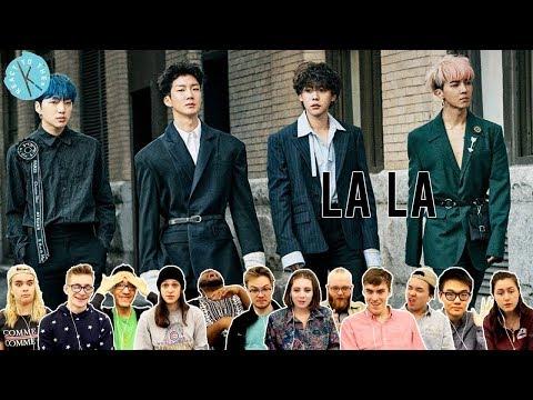 Classical Musicians React: WINNER 'La La'