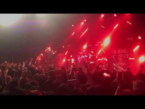 ONE OK ROCK - Bedroom Warfare @ Hollywood Palladium 2017