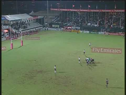 IRB Sevens Classic Matches: New Zealand v Fiji, Dubai 2006