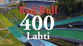 Red Bull 400 Lahti 2018 - Mäkijuoksu Betoniin