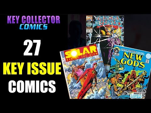 key-issue-comic-books---1st-appearances-and-comic-book-cover-art