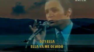 Leonardo Favio - Ella ya me olvido (Karaoke)