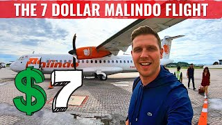 Gambar cover Review: MALINDO AIR ATR72 - THE $7 DOLLAR TICKET!