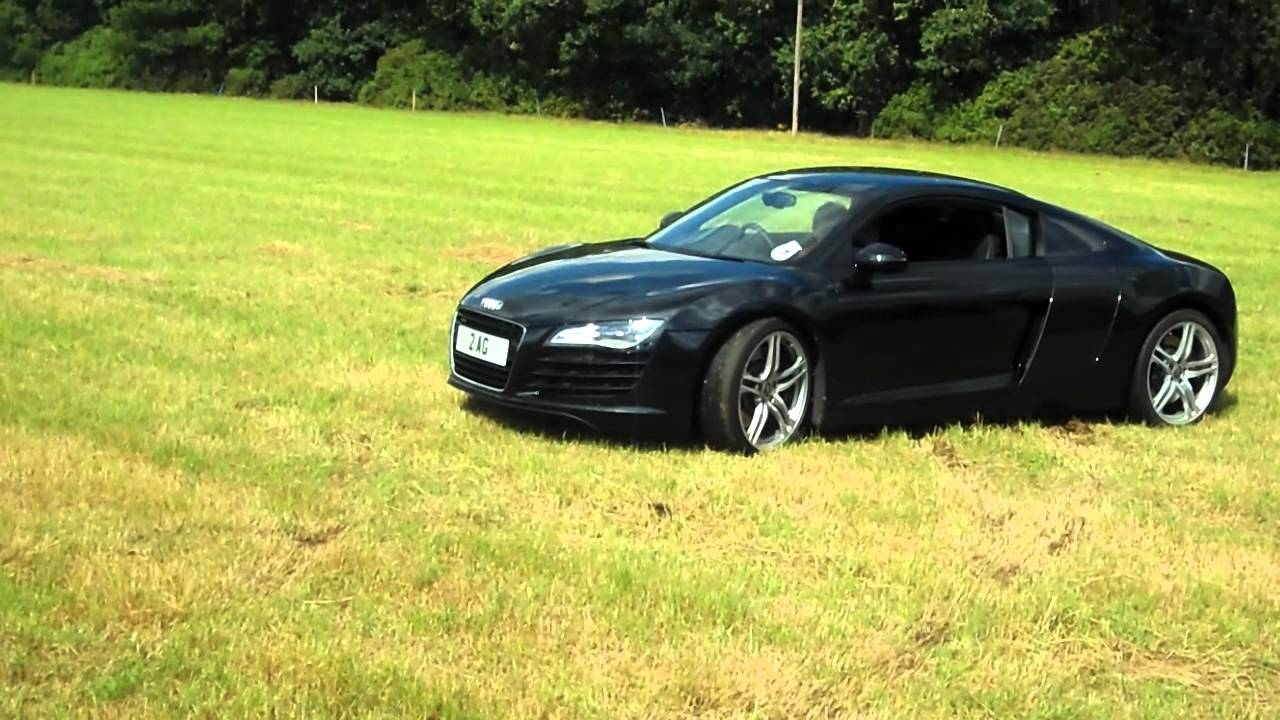 11 yr old kid ripping up a audi r8 supercar just for fun youtube