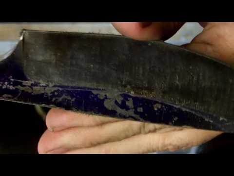 How To Make An Extra-Long Prime Rib Carving Knife