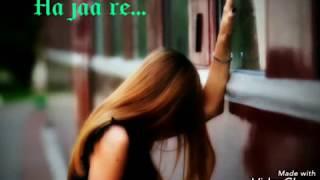 Bandeyaa Tu Mu Mod k Na Ja (Female version) Sad status Video from Jazbaa