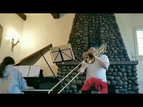 2020 Trombone Colloge Audition Preparation