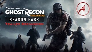 Ghost Recon Wildlands | Season Pass Trailer Breakdown