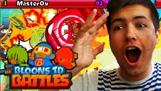 Bloons TD Battles | BEST MATCH EVER! MUST WATCH THIS!