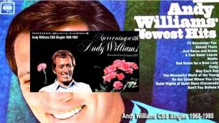 andy williams CBS singles 1967-1980-17