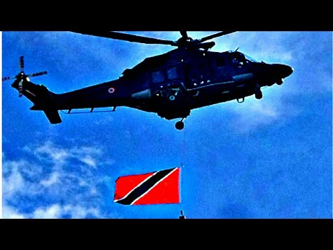 Trinidad and Tobago 54th Independence Day  air show