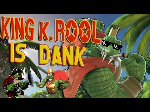 King K. Rool is Dank, Better Nerf - Super Smash Bros. Ultimate Montage thumbnail
