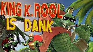 King K. Rool is Dank, Better Nerf - Super Smash Bros. Ultimate Montage