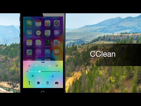 CClean allows you to clean up your Control Center - iPhone Hacks