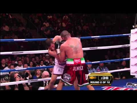 Chris John vs Rocky Juarez Show Reel