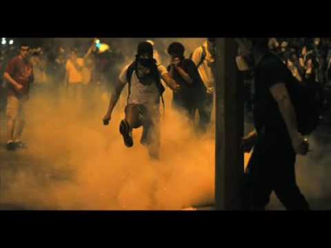 Rap Black Bloc-SP (Nação Mascarada)