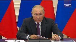Путин потребовал перевести портовые тарифы в рубли с 1 января 2018 года