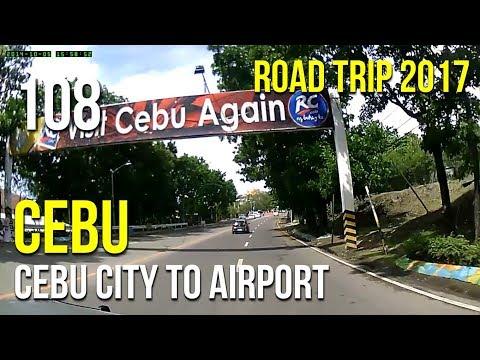 Road Trip #108 - Cebu: Cebu Business Park to Airport