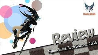 Đồ chơi mô hình [HT FIGURE 53] Figma 116 Black ★ Rock Shooter 2035 by Max Factory