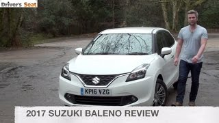 Suzuki Baleno 2017 Review | Driver