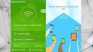 Wie Erstellen Sie wifi-Hotspot in Windows 7 / Computer K Zarye Apne Mobile Par Internet Verwenden Karain