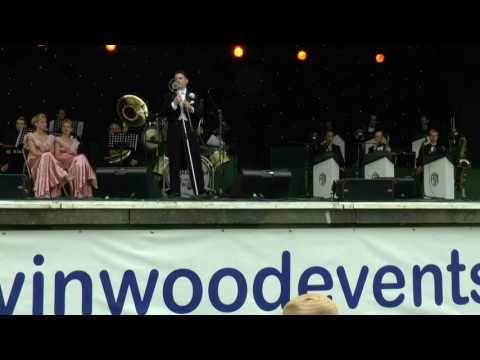 Alex Mendham & His Orchestra@The Main Arena@Twinwood Festival 2016