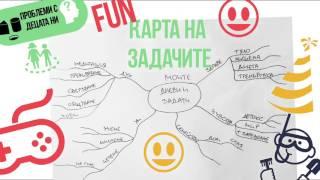 FUN Карта   На Задачите за Всеки. Мисловни карти и интелигентност. (Ясен Николов)