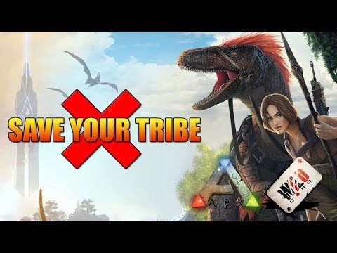 WILDCARD CLOSE TO WIPING ALL ARK TRIBES - *MUST WATCH* (Save your tribe)