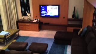 Royal Loft Suite on Royal Caribbean