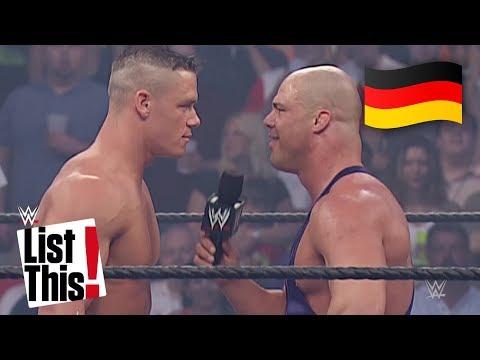 Die 6 besten Rookie-Jahre: WWE List This! (DEUTSCH)