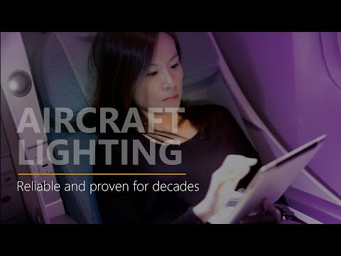 Astronics Aircraft Lighting Solutions