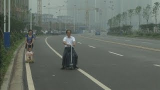 Rideable Suitcase Scooter Invented In China