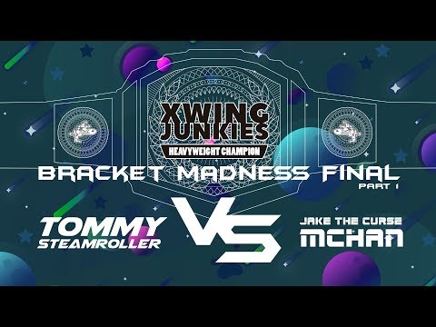 XWJ Bracket Madness FINALS: Han Jake vs Kannan Biggs PART 1