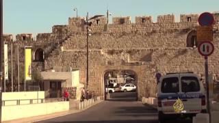 جولة على أسوار القدس وأبوابها المفتوحة