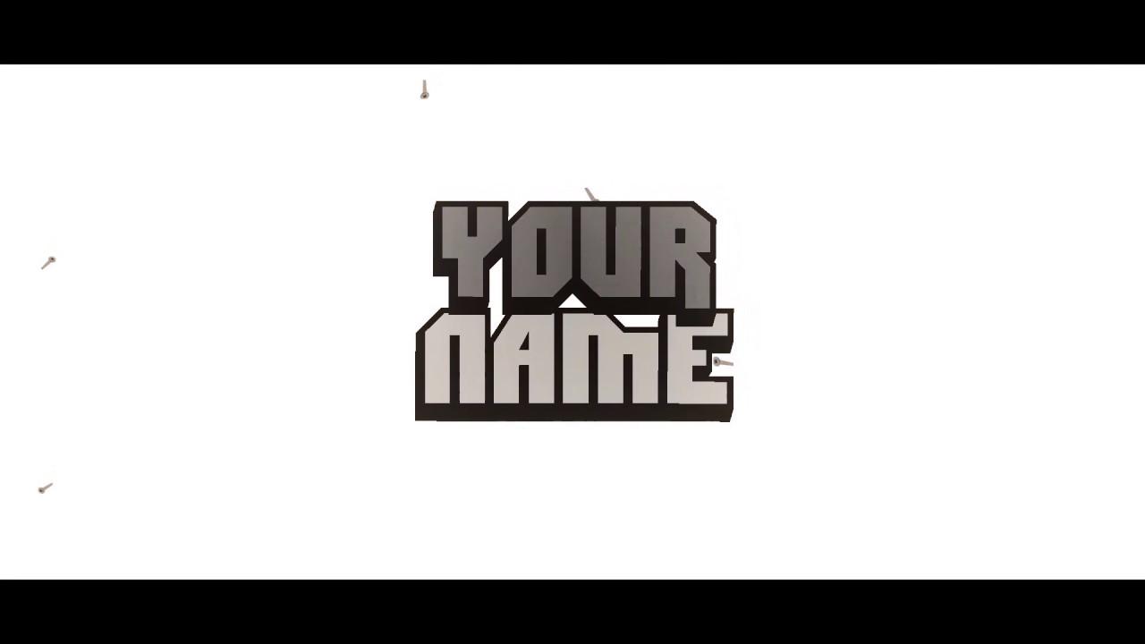 Großzügig Youtube Video Intro Vorlagen Bilder - Beispiel Anschreiben ...