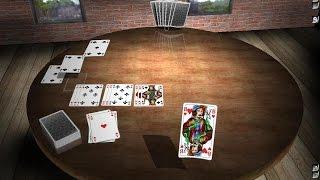 Card Game Gin Rummy PC Kartenspiel Gin Rummy PC