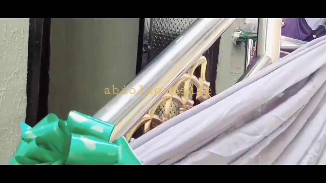 Download Lagos Bizman, Ajadi Lawa Build Mum Mansion. Exclusive Videos of the Mansion in Lagos