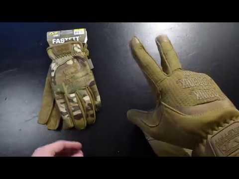 Mechanix FastFit Gloves