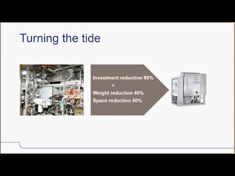 Turning the tide – how to achieve a 90% cost reduction for offshore fresh water generation