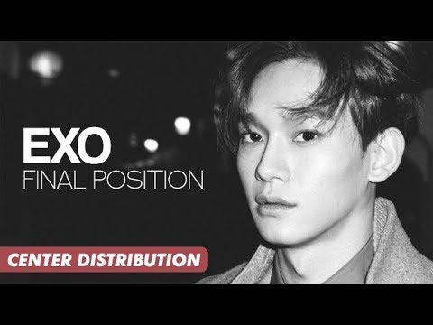 EXO | Center Final Position